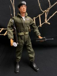 ACTION MAN - VINTAGE - FIELD TRAINING EXERCISE - COMPLETE